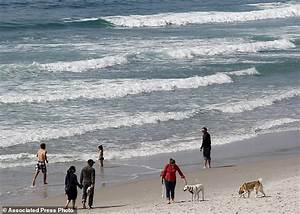 Beaches open after sewage spill on California Central ...