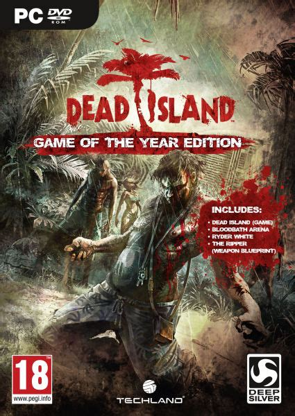 dead island game   year edition pc zavvi