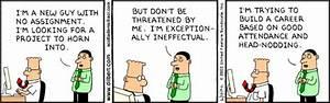 Free Comic Spotlight: Dilbert ~ How To Love Comics