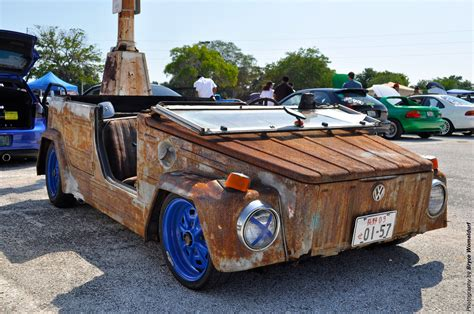 Euro Rat Vw Thing  Contrary To What You Typi Y See