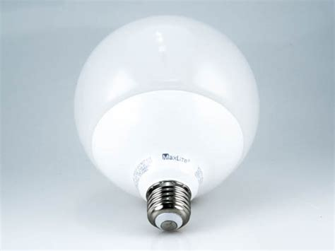 maxlite dimmable 14w 3000k g40 led bulb 14g40dled30