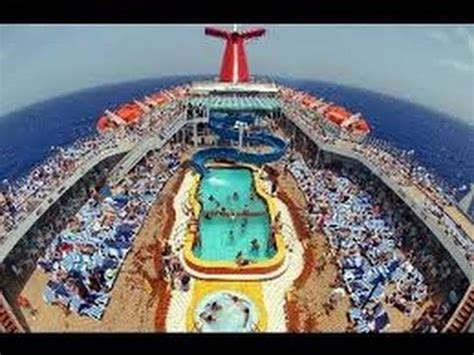carnival cruise line fantasy 2017 full tour youtube