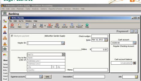 peachtree accounting training learnthatcom