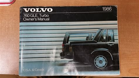 volvo owners manuals volvo salvage