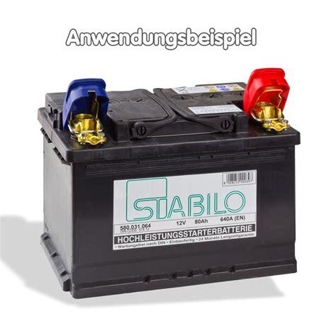 kfz batterieklemmen autobatterie polklemmen