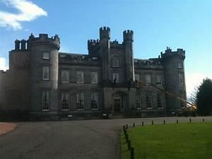 Airth Castle - A & D Decor Edinburgh Painters & Decorators