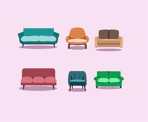 sofa vector cozy couch vector vector art graphics freevector