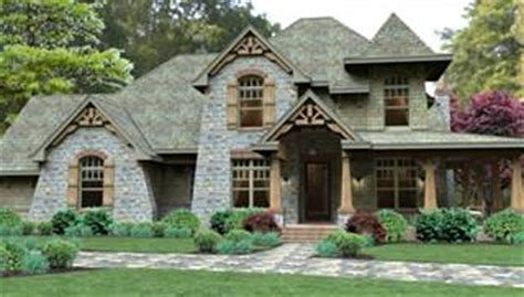 Fairytale Finish Georgian Home by Cottage House Plan With 4 Bedrooms And 3 5 Baths Plan 4503