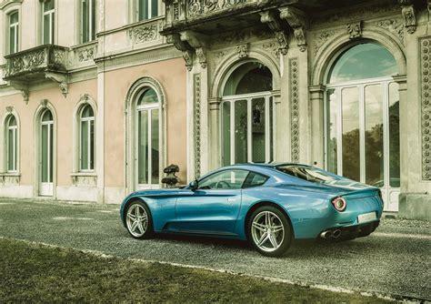 Carrozzeria Touring Superleggera To Build Just Five ...