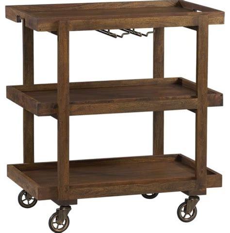 uttermost wall sconces collins bar cart modern bar carts by crate barrel