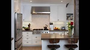 small house kitchen design pictures youtube With designs for a small kitchen