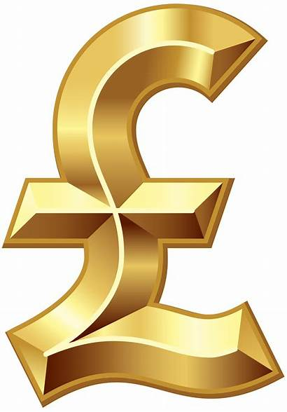 Pound Sign Clip Clipart British Money Transparent