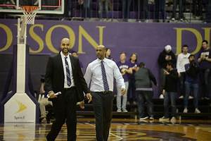 JMU men's basketball pulls out close CAA win against ...