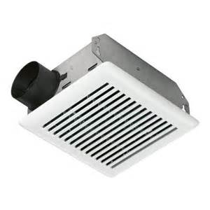 null valuetest 50 cfm wall ceiling mount exhaust bath fan