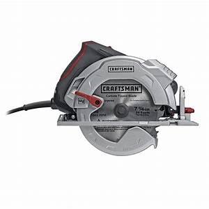 Craftsman Circular Saw 15 Amp 7 4 Inch Laser Guide Vibra