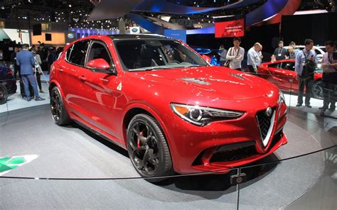 2018 Alfa Romeo Stelvio Sportscar Soul In The Body Of An Suv