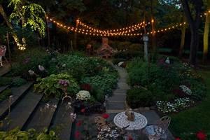 The magic of landscape lighting