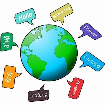 Languages Clipart Earth Transparent Language Tik Toker