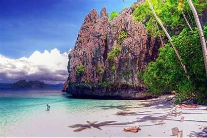 Palawan Philippines Desktop Report Beach Wallpapers Immediately