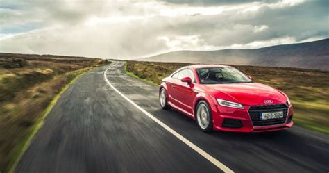 here s how much the new audi tt will cost in ireland joe ie