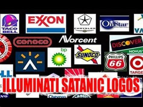 Illuminati Companies Satanic Symbols In Corporate Logos