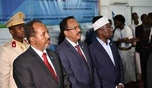 Farmaajo inaugurated as the ninth President of Somalia | UNSOM