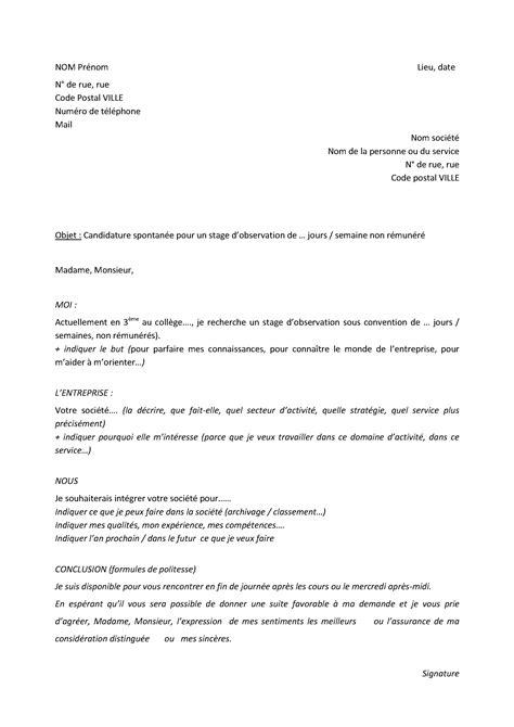 mod 232 le lettre de motivation stage lettre motivation pour tout emploi moto bip