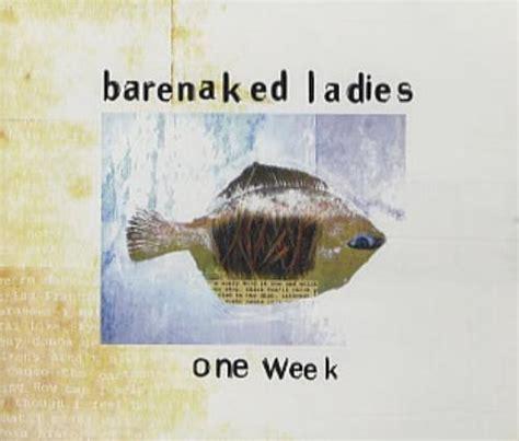 Barenaked ladies - one week lyrics lesbian photo