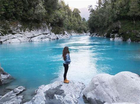 Hokitika Gorge, New Zealand -   Amazing Places