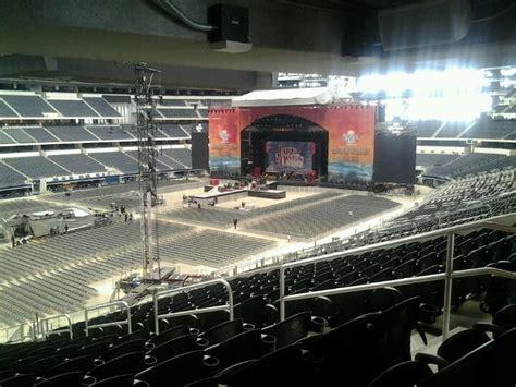 att stadium section  concert seating rateyourseatscom