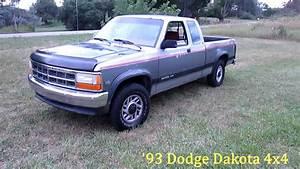 Wiring Diagram For 1993 Dodge Dakota 4x4