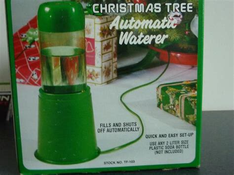 Christmas Tree Waterer 2 Liter Bottle by Christmas Tree Automatic Waterer Oak Bay Victoria