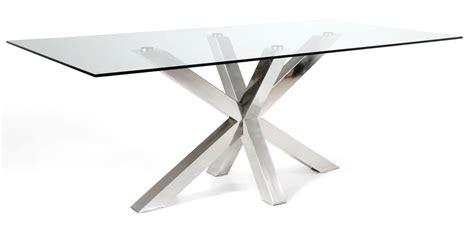 table de salle a manger en verre pas cher decoration collection avec table salle a manger verre design images iconart co
