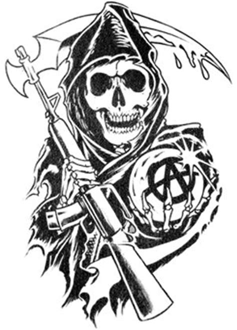 Sons of Anarchy - Tattoo Stories | Sons of anarchy tattoos