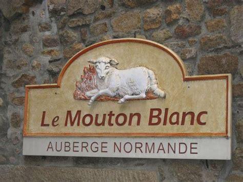 h 244 tel du mouton blanc mont michel 224 le mont st michel manche