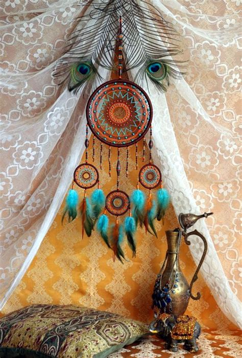 diy beautiful  unique dream catcher ideas bored art