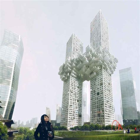 Yongsan Residential Towers The Cloud Seoul E Architect
