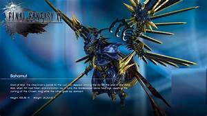 Final Fantasy XV Bestiarium Astral Characters Bosses