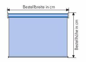 Sonnenrollo Für Balkon : rollos richtig messen dekofactory ~ Sanjose-hotels-ca.com Haus und Dekorationen
