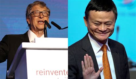 Bill Gates, Jack Ma donate while Indian rich clap from ...