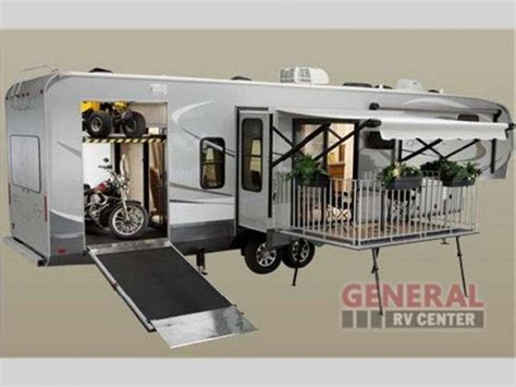 1000 ideas about fifth wheel toy haulers on pinterest