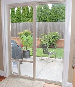 Dog door for sliding glass door allstateloghomescom for Best dog door for sliding glass door
