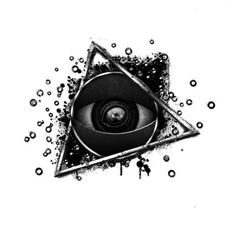 illuminati  eye symbol organization eye tattoo png