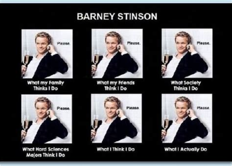 How To Make A Resume Like Barney Stinson by What I Do Himym Barney Stinson Quotes