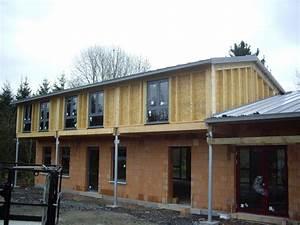 facon bois bardage With site de plan de maison 16 accueil le cormier charpente menuiserie agencement