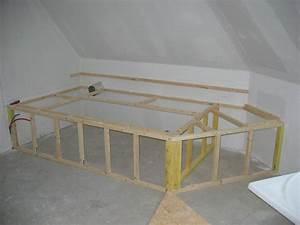Habillage Baignoire Bois : habillage baignoire bois maison design ~ Premium-room.com Idées de Décoration