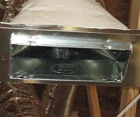 inspecting  kitchen exhaust internachi