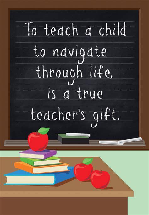 teacher gift   card  teacher