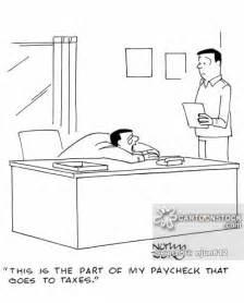Funny Paycheck Cartoons
