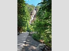 Shannon Falls Sea to Sky Parks